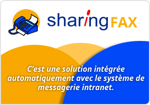 sharing Fax, solution de gestion des fax